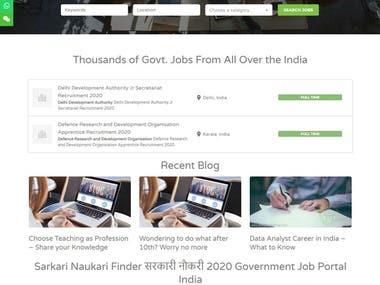 WordPress - Job Portal