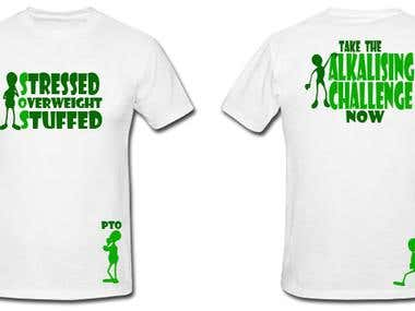 T-shirt Design for Morlife Pty Ltd