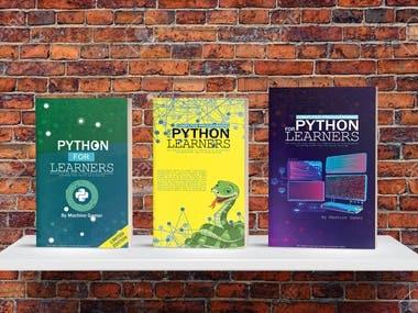 A Python Book Cover For Programing