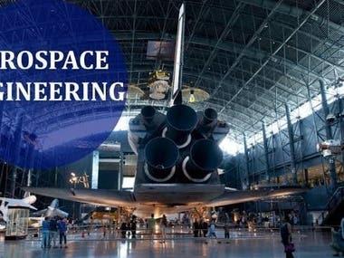 I will do aeronautical and aerospace engineering activities