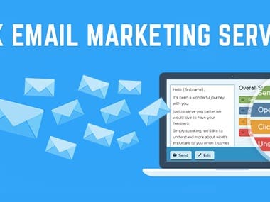 Builk E-Mail Marketing and Lead Generation Specialist
