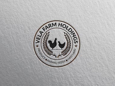 Vela Farm Holdings Logo