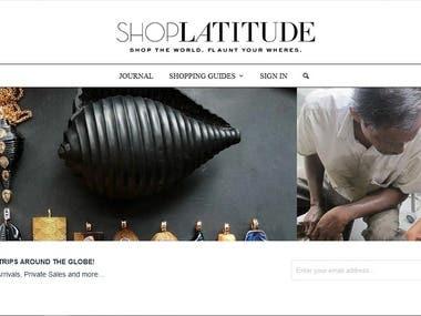Shop Latitude