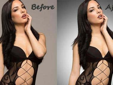 Image retouch 1