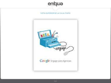 Google Engage - Welcome Pack