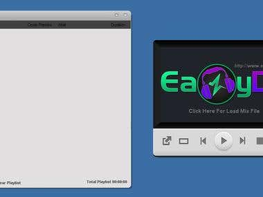 Encrypt MP3 and Create a Music Player to Play It