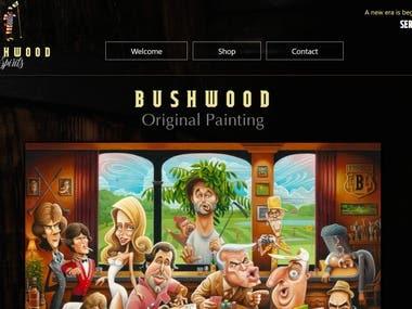 Bushwood Spirits - Shop Php Website