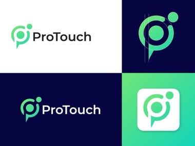 ProTouch Logo Design