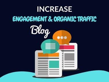 Blog & Article Writing