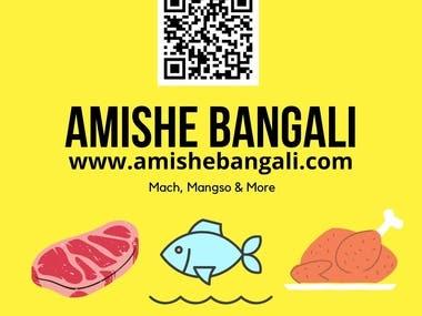 AMISHE BANGALI FLYER