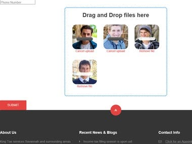 Dropzone.js (jQuery FileUpload Plugin)