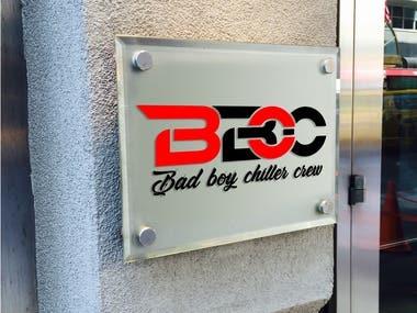BBCC Logo Designing