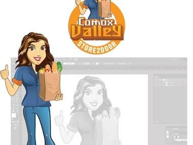 logo for store logo