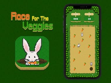 Race for the Veggies
