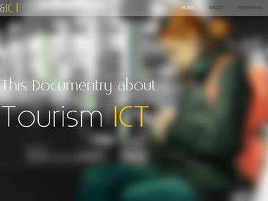 ICT & Tourism Research Project