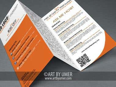 Brochure Design Sample