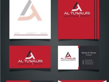 Corporate logo and Presentation