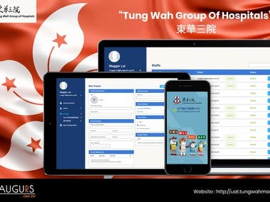 Tung Wah Group Of Organization
