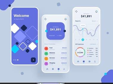 Sypra Banking App