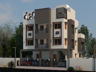 Proposed project at chennai.