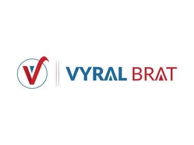 Vyral Brat Logo