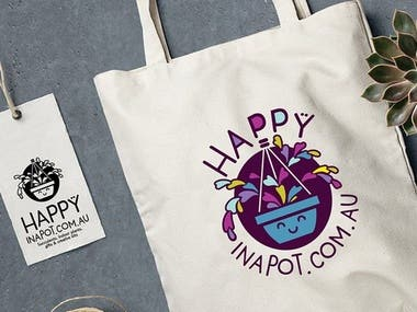 Logo Design for bag