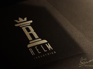 Logo Design for Relm Industries