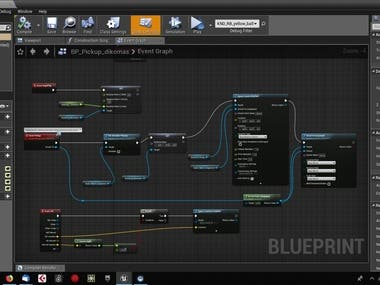 Unreal Blueprints