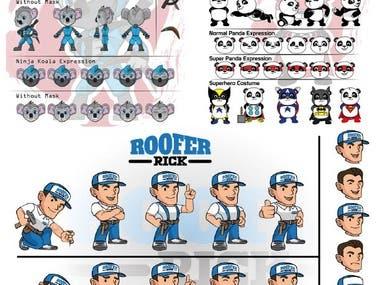 Mascot Character