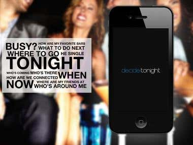 Mobile App DecideTonight