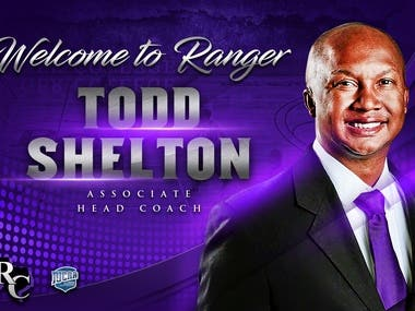 TODD SHELTON COACH DESIGN