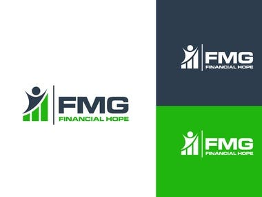 Financial Logo Design.