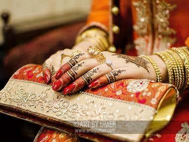 Wedding Photography Edits