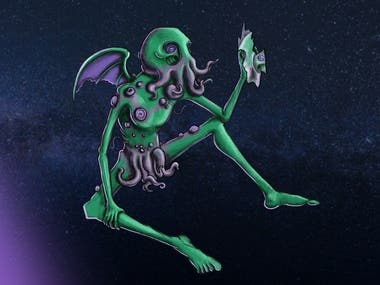 Madness of Cthulhu / Lovecraft