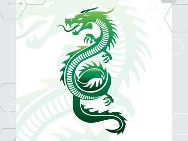Dragon Logo....