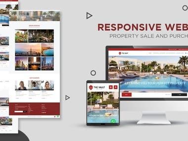 Real Estate Property Portal & Website