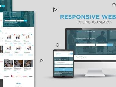 Resume Website.