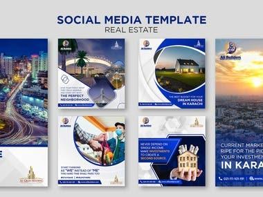 Real Estate | Social Media Ads