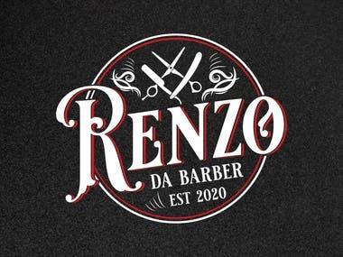Renzo Da Barber logo
