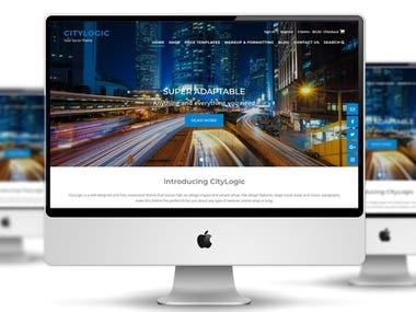 Django Website Development