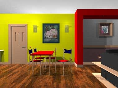 3D Autocad and SketchUp