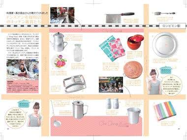 artwork layout _Indesign