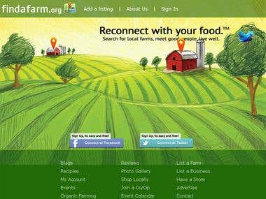 http://unifiedinfotech.net/demos/farm/final/