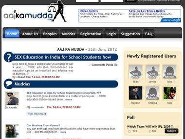 Aajkamudda.com
