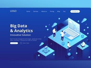 Big data analytics Design