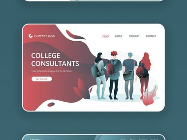 College Illustration Design
