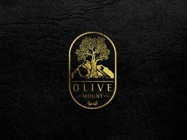 Logo, label and leaflet design