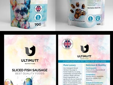 ULTIMUTT NUTRITION PACKAGE
