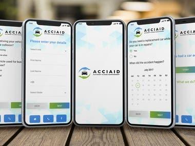 Insurance claiming app