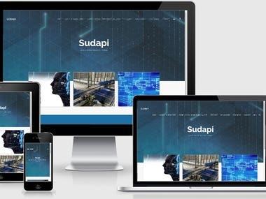 Sito web Sudapi